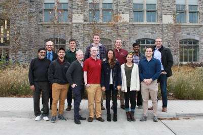 Bortner Research Group - Fall 2018